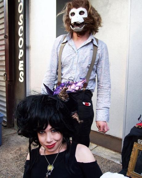 16_05_06 3 Karen Benson Strange Duo