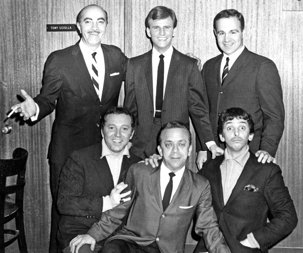 Bobby Rydell and the Day Brothers