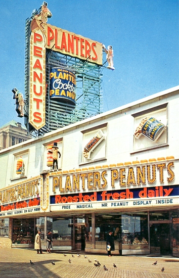 16_05_26 2 Planters Peanuts Atlantic City