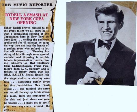 16_05_26 6 Bobby Rydell Copa 1961