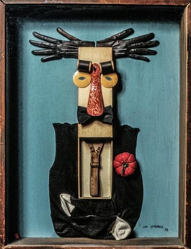 17_03_29 3 Groucho Marx_Lou Hirshman_1937