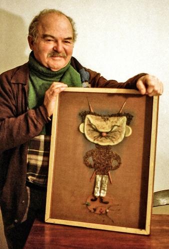 17_03_29 5 Lou Hirshman Self Portrait 1985