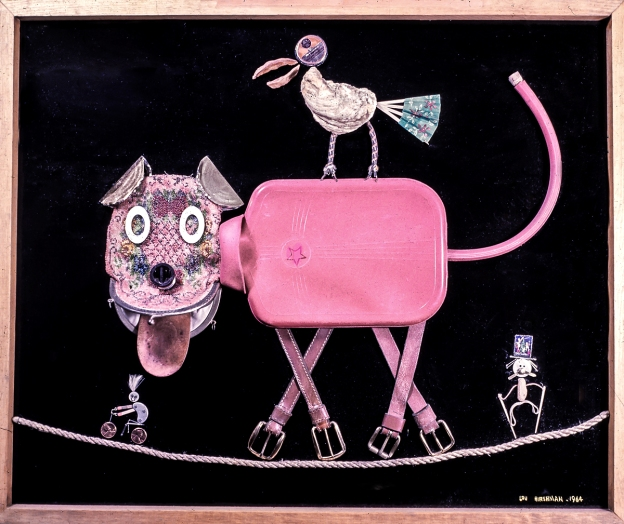 17_03_30 2 Animal Circus_Lou Hirshman_1964