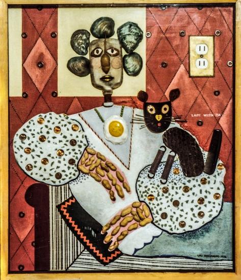 17_03_30 3 Lady With Cat_Lou Hirshman_1976